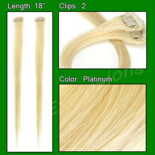 (2 PCS) Platinum Highlight Streak Pack