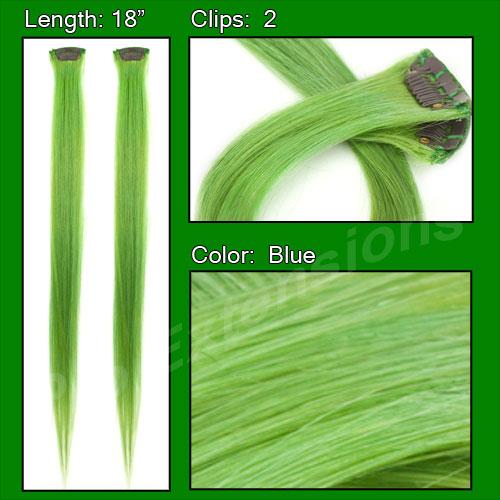 (2 PCS) Green Highlight Streak Pack