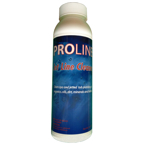 Chemical Flush, Proline, Jet Line Cleaner, 16oz Bottle