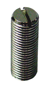 "1""X3/8-24 STAINLESS STEEL ALL THREAD"