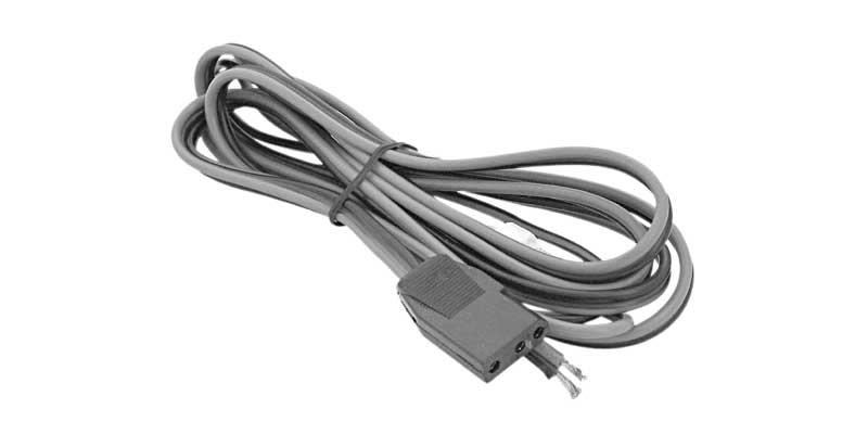 3 PIN HD STANDARD POWER CORD (16 GA WIRE)