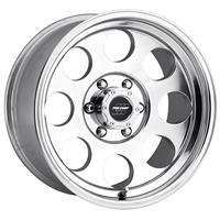Series 1069, 15x8 with 6 on 5.5 Bolt Pattern - Polished