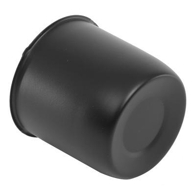 FLAT BLACK CAP 4.25 FITS 5x5.5 6x5.5