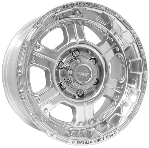 Series 1089, 16x8 with 6 on 5.5 Bolt Pattern - Polished
