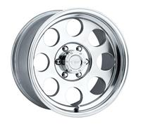Pro Comp Wheels Series 69 Polished 18x9 8x6.5 4.75BS Offset -6mm Cap P/N 7515041 1069-8982