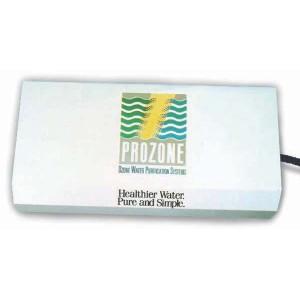 Ozonator, Prozone, Corona Hybrid, 230V, 24Hr w/Pump & Stone, 6' NEMA Cord