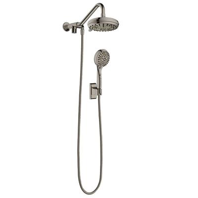 Oasis Shower System Nickel