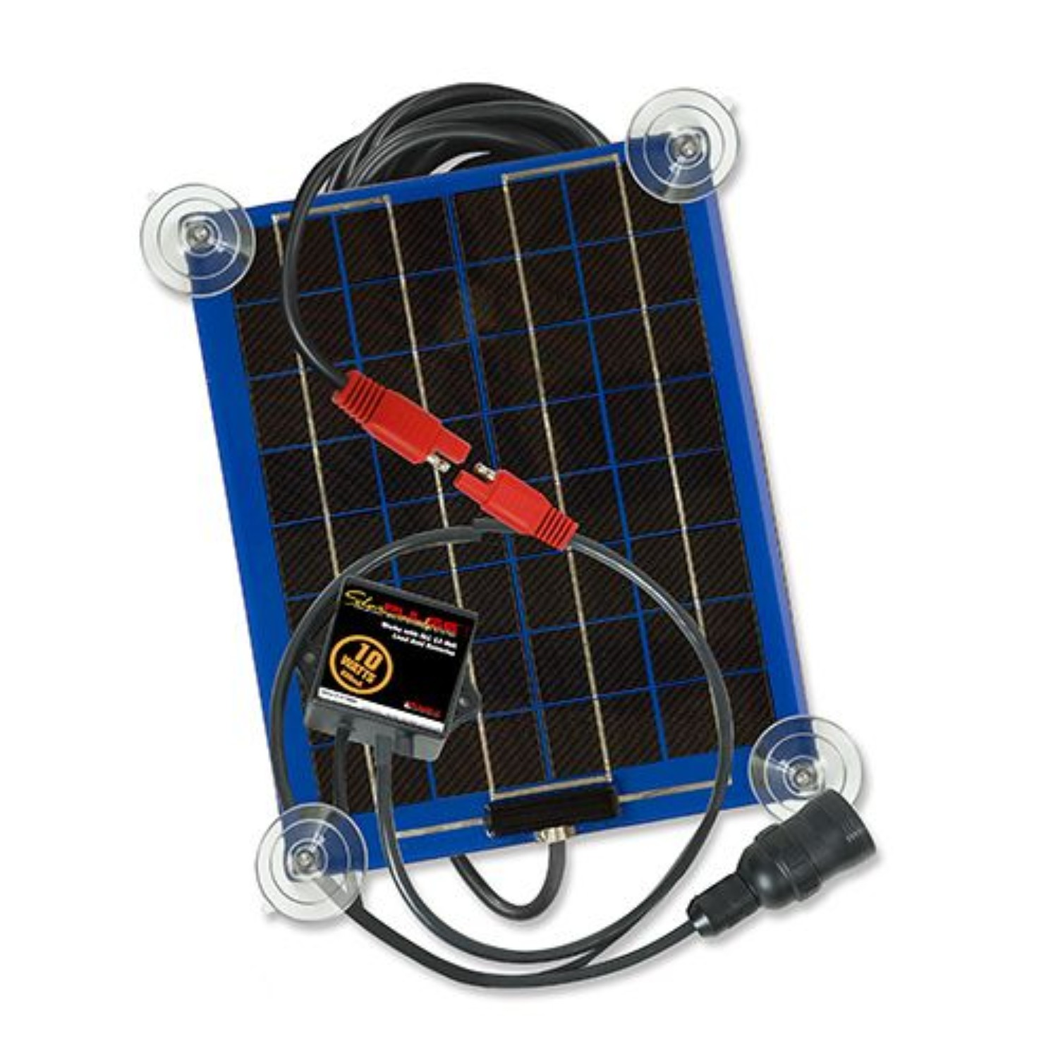 SP-10 SolarPulse 12V Battery Solar Charger Maintainer