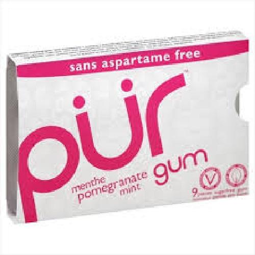 Pur Gum Pur Gum Pomegranate 9 Pc (12X12.6 Gram)
