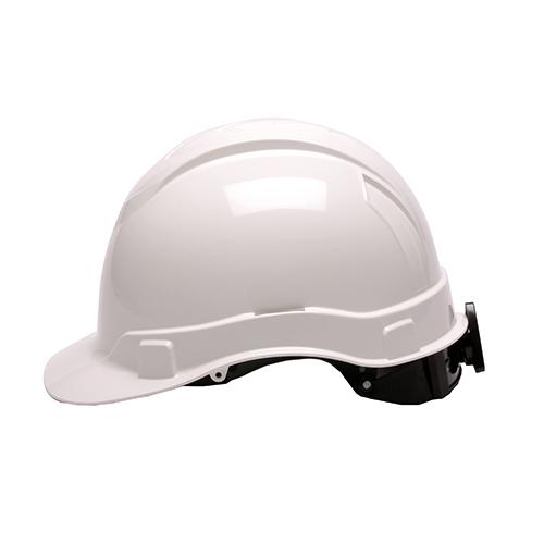RL Cap Style 4 Pt Ratchet  White