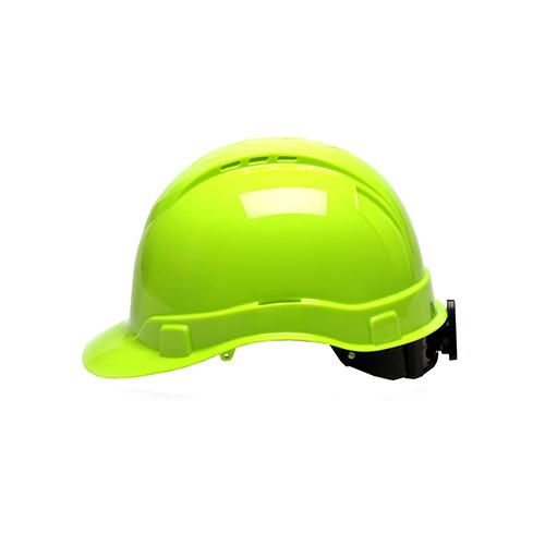 RL Cap Style 4 Pt Ratchet  HV Green