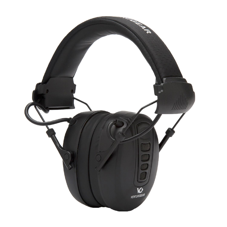 Pyramex Venture Gear Clandestine 24dB Electronic Earmuff