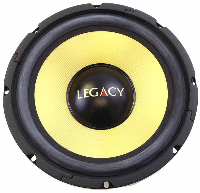 "10"" 300/600 WATTS HIGH POWER KEVLAR WOOFER"