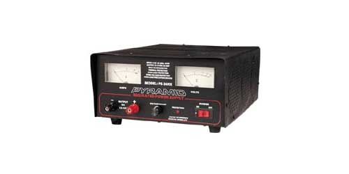 35 AMP ADJ POWER SUPPLY W/FAN