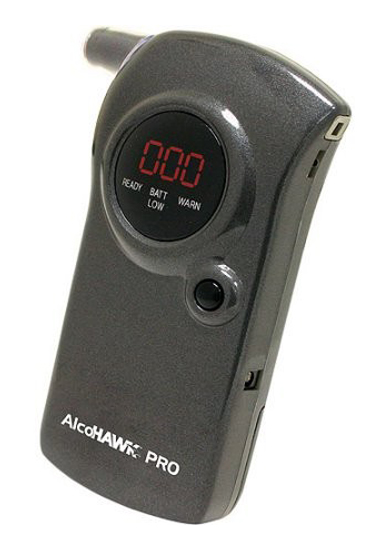 AlcoHAWK Breathalyzer PRO Classic