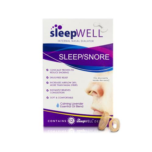 Sleepwell sleepWELL Nasal Dilators 12 Count