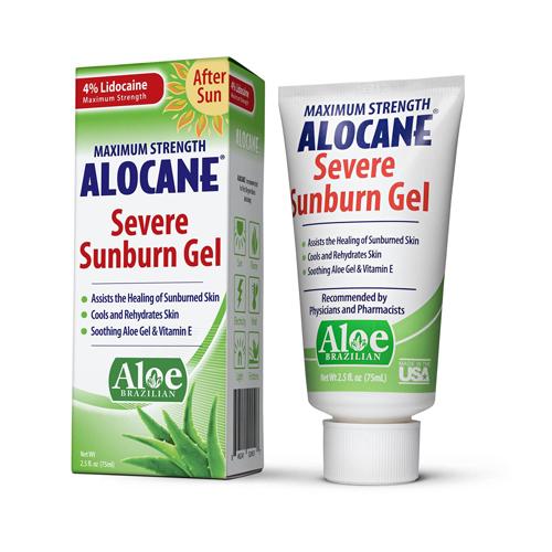 Alocane Severe Sunburn 2.5oz