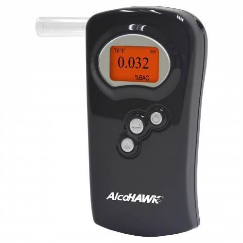 AlcoHAWK PT500 Breathalyzer Professional Kit
