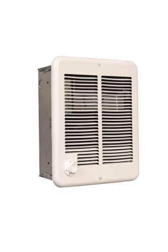 Q-MARK RESIDENTIAL FAN FORCED ELECTRIC WALL HEATER 12.6 AMPS