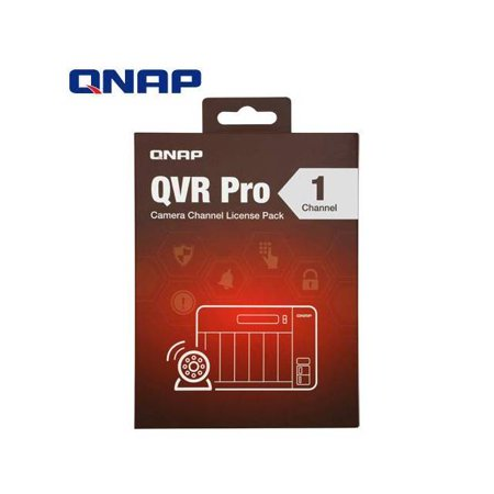 QNAP QVR Pro 1 channel license