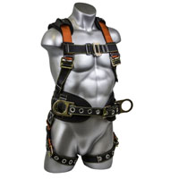 HARNESS W/SIDE D-RING XL-XXL