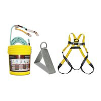 KIT ROOFER'S BUCKET OF SAFETY
