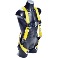 Qualcraft Velocity HUV Harness With Chest and Leg Pass-Thru Buckles, Small - Large
