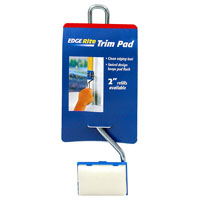 RollerLite ER-225 Paint Pad With Holder, 13-1/4 in L x 5-1/2 in W, 3/4 in T, Flocked