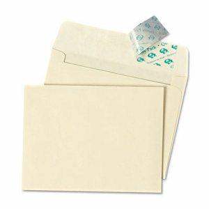 Greeting Card/Invitation Envelope, Redi Strip, #5 1/2, 4 3/8 x 5 3/4, Ivory