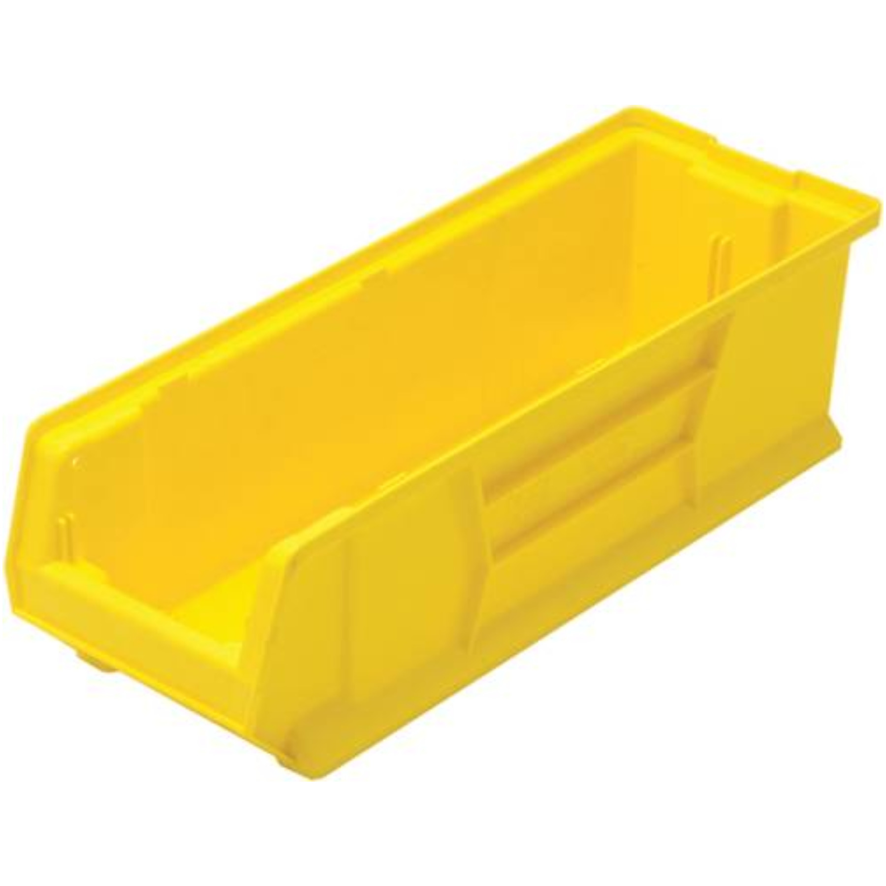 QUANTUM STORAGE SYSTEMS HULK CONTAINER, 23-7/8 IN. X 8-1/4 IN. X 7 IN., YELLOW