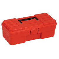 BOX UTILITY TOOL RED 12IN