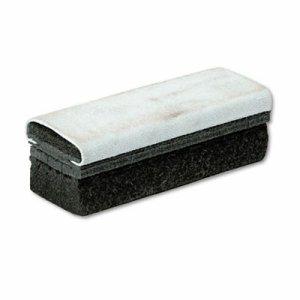 Deluxe Chalkboard Eraser/Cleaner, Felt, 5w x 2d x 1 5/8h