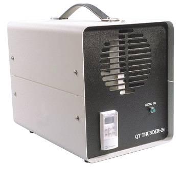 QUEENAIRE QT THUNDER-24 OZONE GENERATOR, PROGRAMMABLE