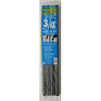 Tundra Seal PR38078TA Self-Sealing Pipe Insulation, 3/4 in Pipe, 3 ft L x 3/8 in T