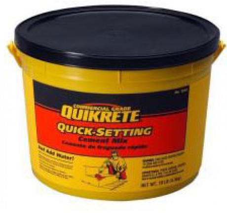 124011 10# QUICKSET CEMENT