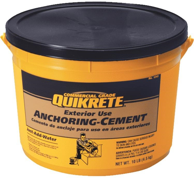 124511 10# ANCHORING CEMENT