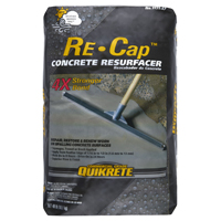 CONCRETE RESURFACER RE-CAP