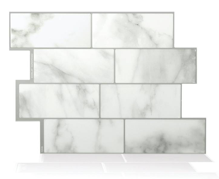 TILE WALL METRO CARREA 6PK