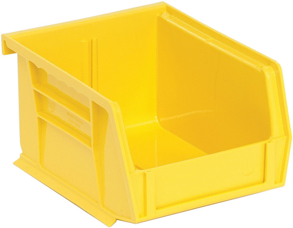 QUS200 Ultra Stack And Hang Bin Yellow - Pack of 24