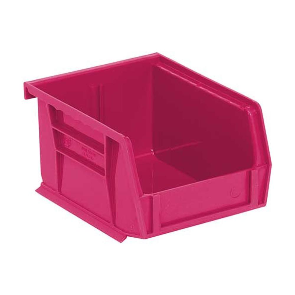 Ultra Stack And Hang Bin Pink - 5-3/8