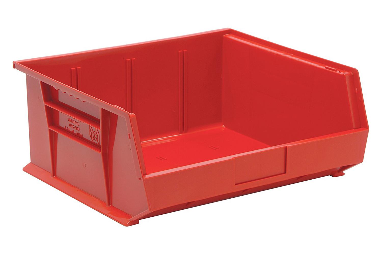Quantum QUS250 Plastic Storage Stack And Hang Bin 14-3/4