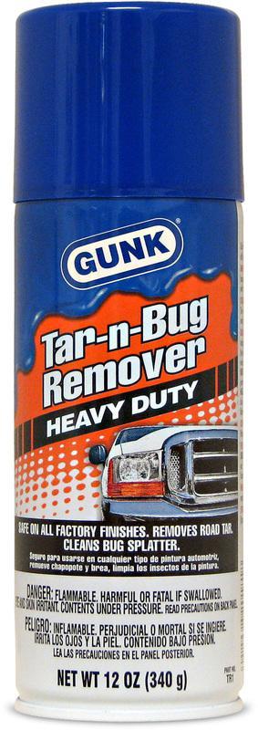 TR1 12OZ GUNK TAR&BUG REMOVER