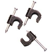 Raindrip R395CT Hose Support Clamp, 1/2 in, Plastic
