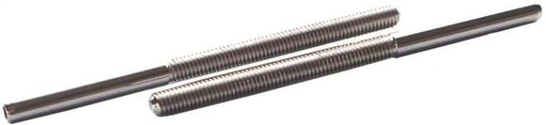 SWAGE STUD THREADED CABLE 3MM