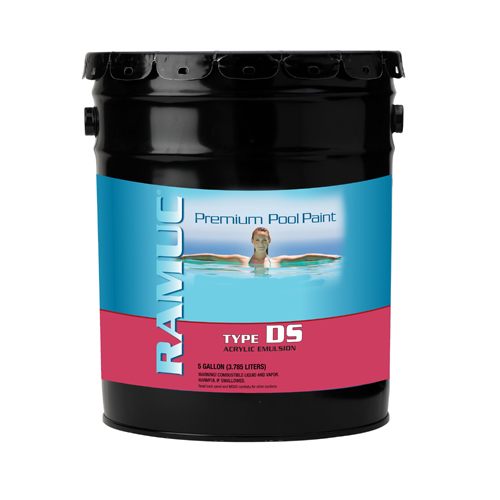 DS Swimming Pool Paint - Dawn Blue (5 Gallon/Pail)