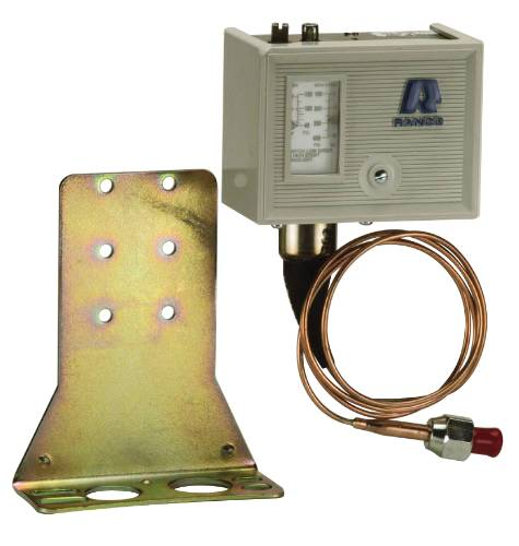 RANCO O SERIES SINGLE FUNCTION LOW PRESSURE CONTROL