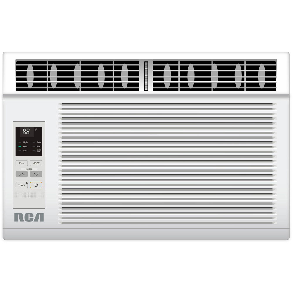 12000 BTU Window Air Conditioner, Electronic Controls, 2014 Energy Star