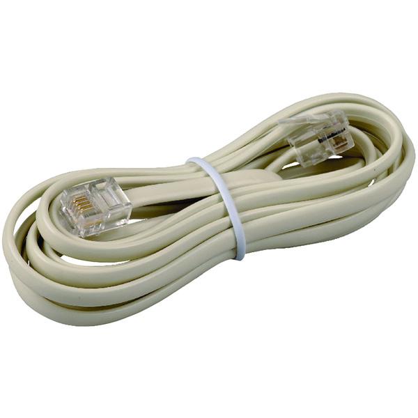 RCA TP210R Phone Line Cord, 7ft