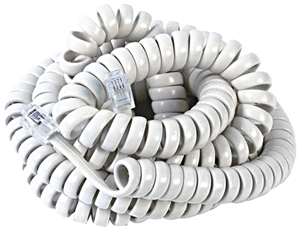 RCA TP280WN HANDSET COIL CORD (12FT)