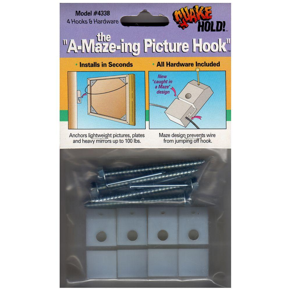4338 PICTURE HOOK 4PK